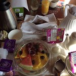 Our Continental Breakfast