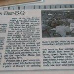 Bucky's Bar-B-Q
