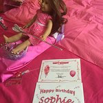 American Girl Experience at the Alpharetta GA Marriott!