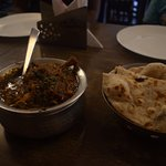 Rajasthan's famous Lal Maans with Naan