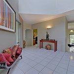 Luxury Farmhouse - Entrance Foyer