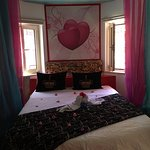 Our romantic suite