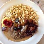 Restaurant Vorderer Pfannenstiel Foto