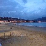 La Concha Beach Foto