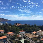 View of Funchal from 7th Floor Room