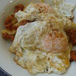 huevos cabreaos