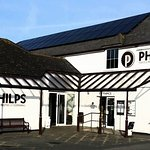 Philp's Bakery, East Quay, Hayle.
