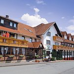 Außenansicht Hotel Zur Igelstadt
