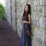 loveliness with Julia and her Violin at Founder's Hall
