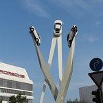 Porsche-Museum Foto