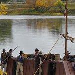 Making a film on the Upper Missouri River