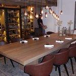 Der Chef Tisch
