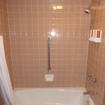 Nice shower tub combo
