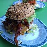 typical Burgeramt burger