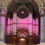 """Henry """"Father"""" Willis Organ-Huddersfield Town Hall-lunchtime concerts"""