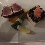 Yellow fin tuna special