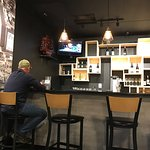 Hidden in a middle-class strip center, surprisingly good little spot with very tasty delights an