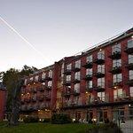 Hotel J - Außenansicht