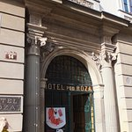 """The oldest hotel in Krakow - """"Hotel under the Rose"""""""