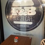 F&B Burger Cafe