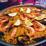 absolutely perfect! Best paella ever