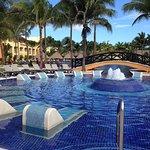 Swimming pool Barceló Maya Palace