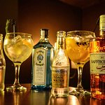 The best gins, served as they should be