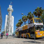 Photo de Yellow Bus Tours Lisbon