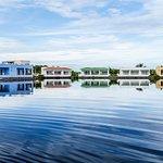 The villas at Barrier Reef Resort