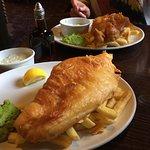 Lovely haddock.
