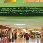 Airport in New Orleans