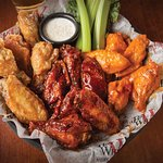 Buffalos don't have wings, but we sure do! Big Whiskey's original award-winning jumbo wings