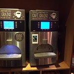 Machine à café en panne