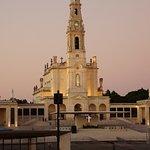 Basilica of Nossa Senhora do Rosário de Fátima Foto