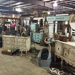 With over 12,000 square feet of space we have a lot of neat stuff! Vendors change items weekly!