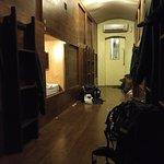 Habitación compartida 16 camas