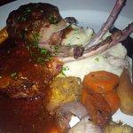 Lamb chops - tender