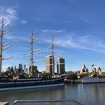 Ships at Penn's Landing