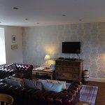 Bothy Lounge area