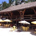 Bar E Restaurante DA Piscina Foto