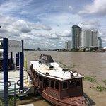 Hotel River boat