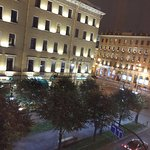 View from the room - Nevsky prospect