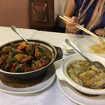 great taiwan traditional food and dishes presented in a good way.  Shin Yeh is the bet way that