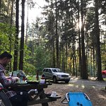 Had a great time, nice campground very close to trails.