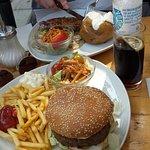 Cheeseburger Deluxe :)