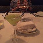 An Apple Martini and a Chocolate Martini