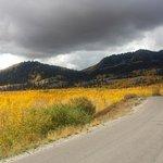 Guardsman Pass Drive - from Park City to Salt Lake