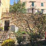The front door to Locanda Ca da Iride