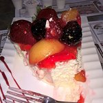 Cheesecake at Pantagi's Diner