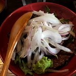 Gyu Harami grilled beef